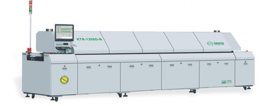 Nitrogen SMT Reflow Oven