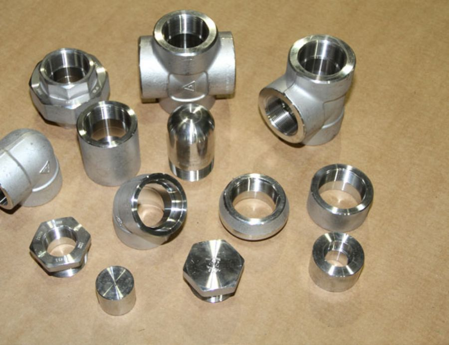 Stainless_Steel_Socketweld_Fitting