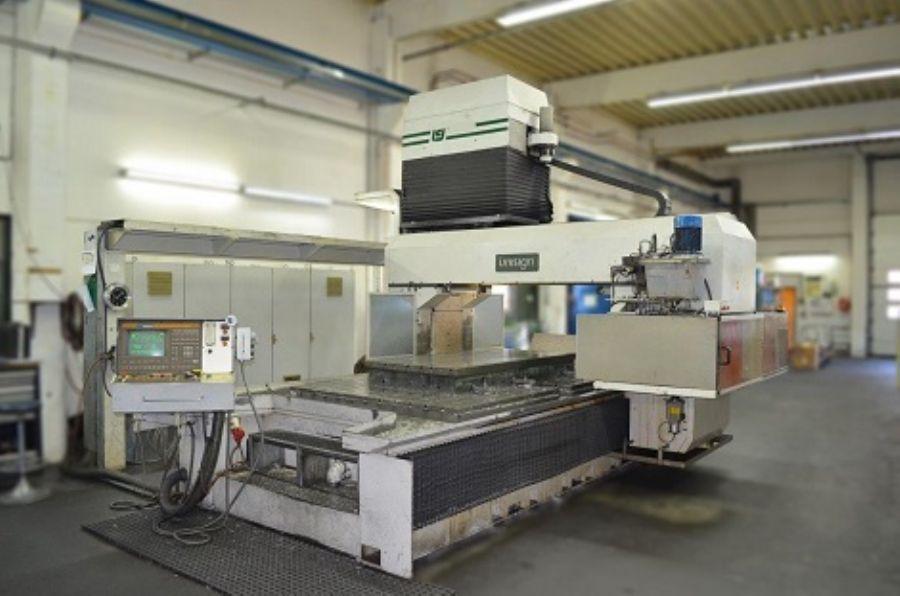 CNC Portal Freze Tez