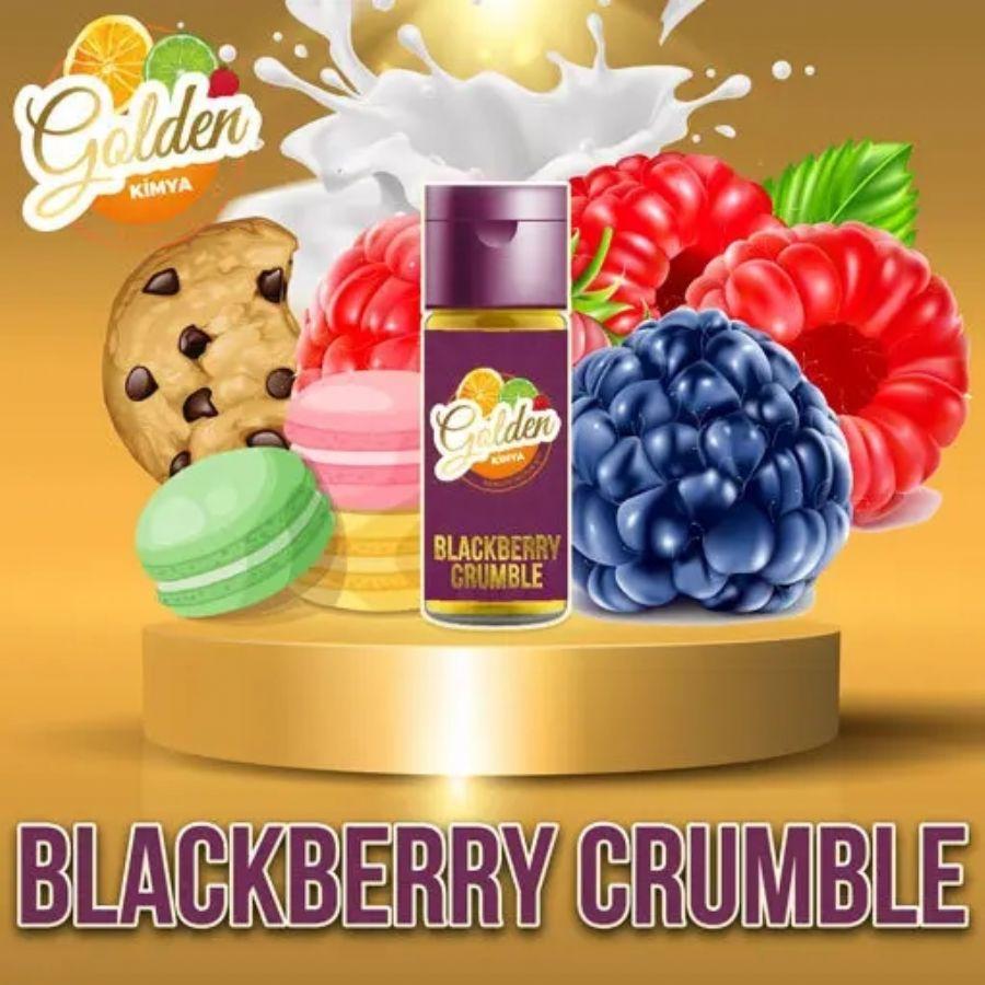 Blackberry Crumble A