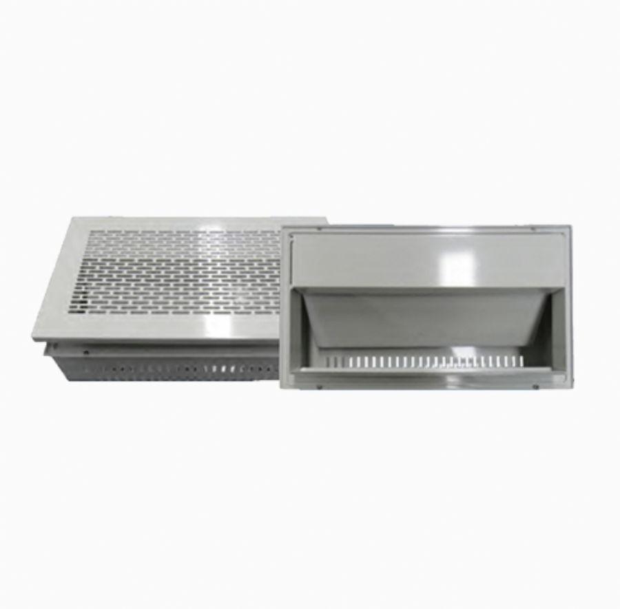 Aluminum air grill