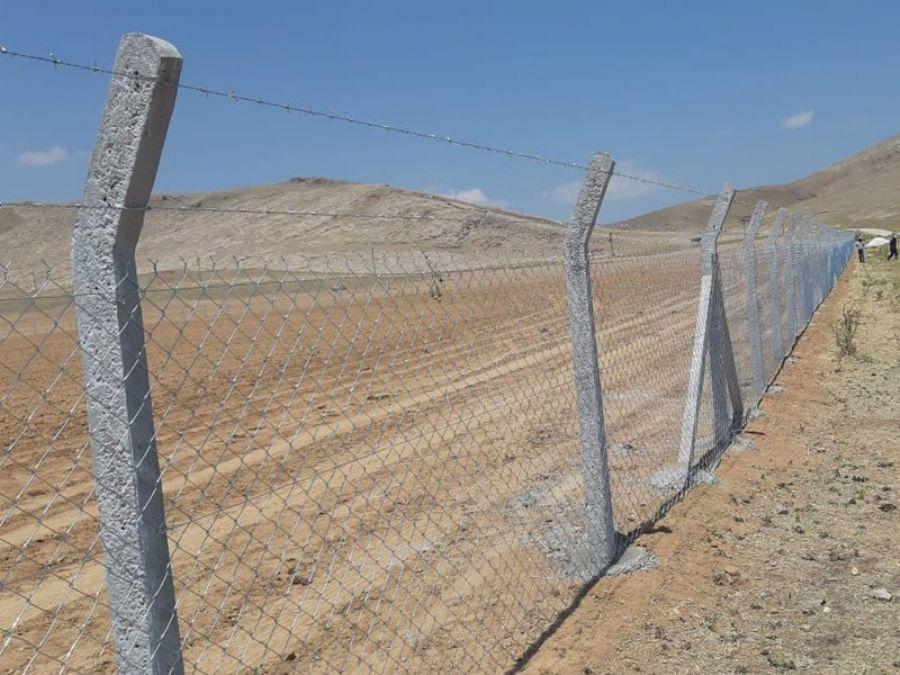 Tel Örgü Çit Sisteml