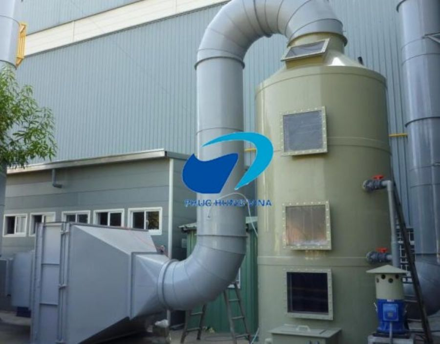Dust filter system