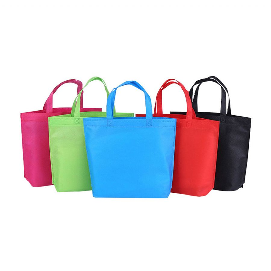 Promotional Non-Woven Shopping Tote Bags