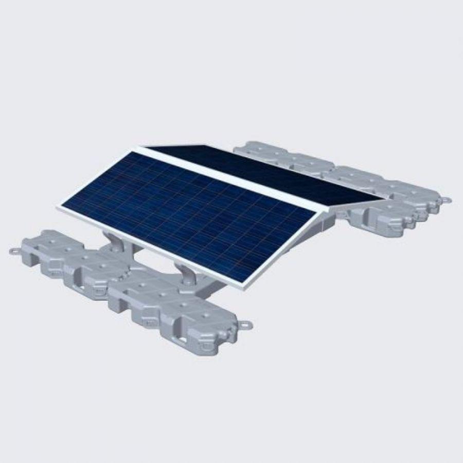 Floating Solar Photo