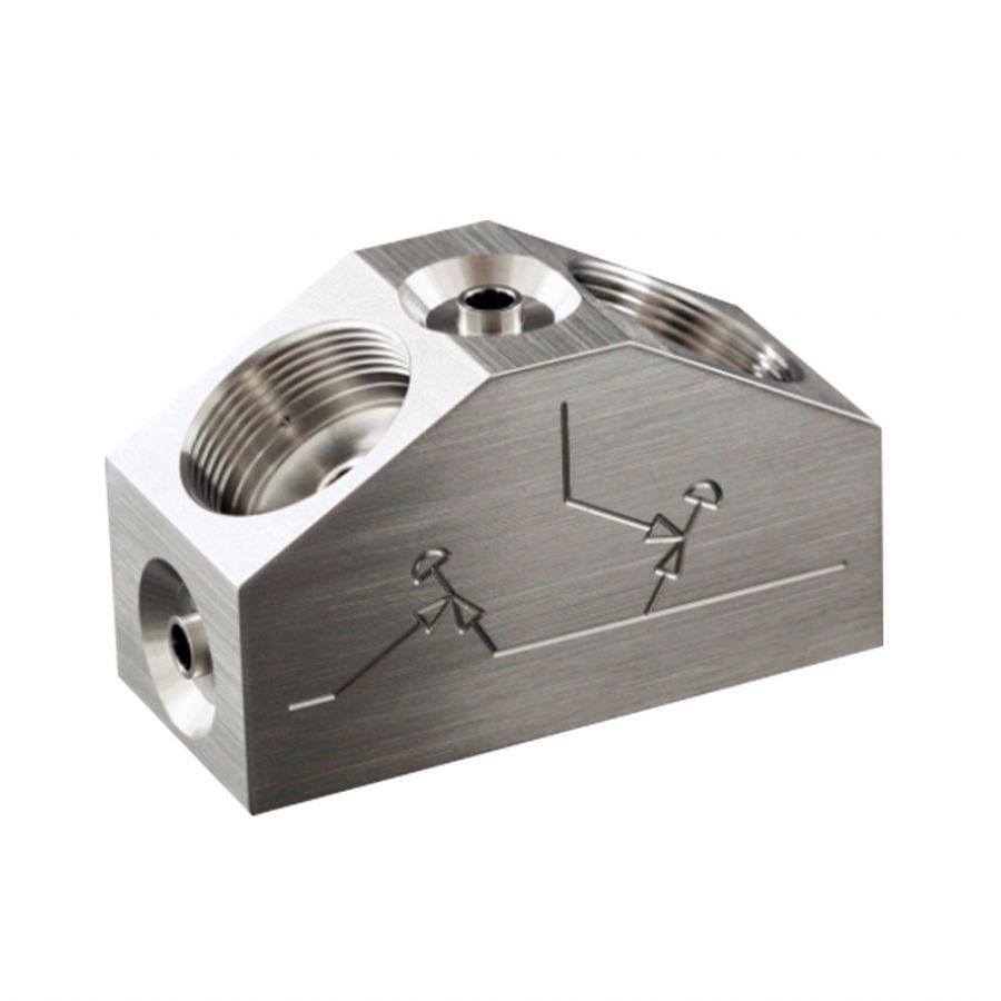 custom Aluminum CNC machining parts