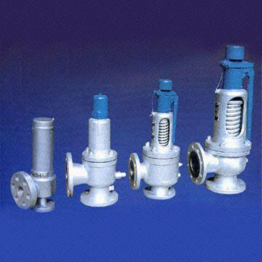 Flanged Safety Valve