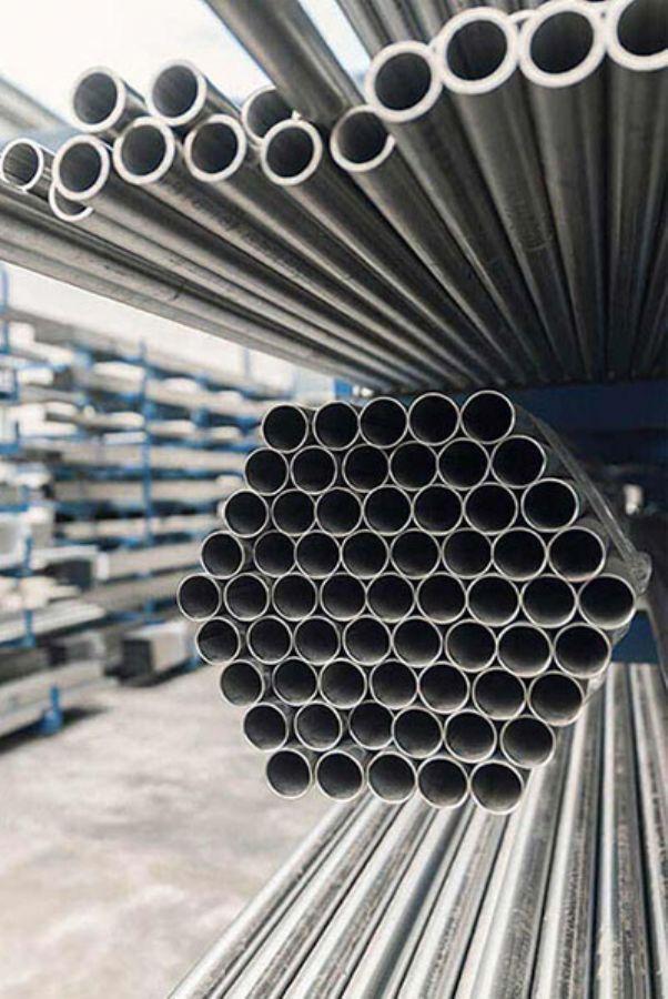 Stainless Steel Seam