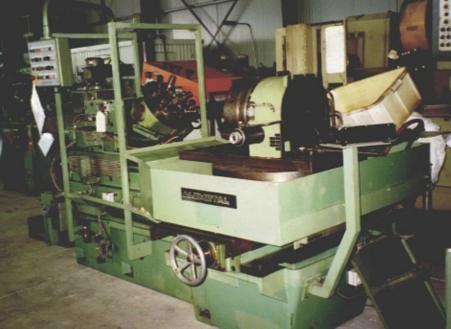 6x Kafal� Borverk Makinesi