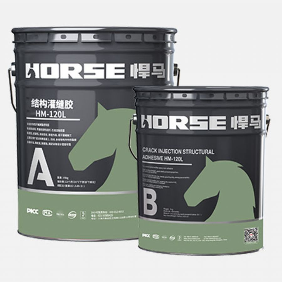 Horse Crack Injection Resin