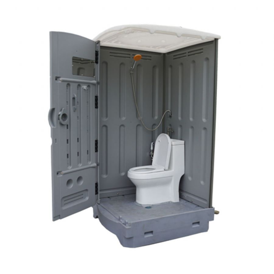 Portable Toilet with