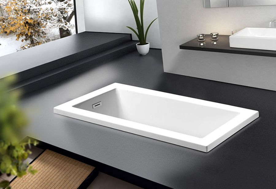 Build-in Bath tub