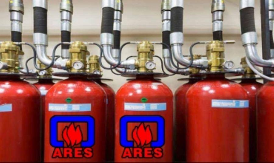 Ares Yang�n S�nd�rme Sistemleri