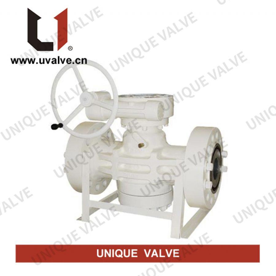 PTFE Lined Plug Valv