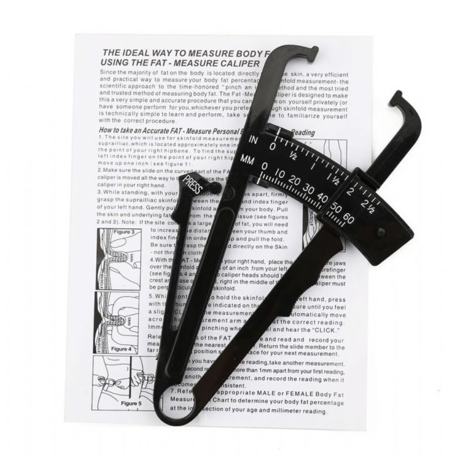 Body Fat Percentage Calculator Caliper