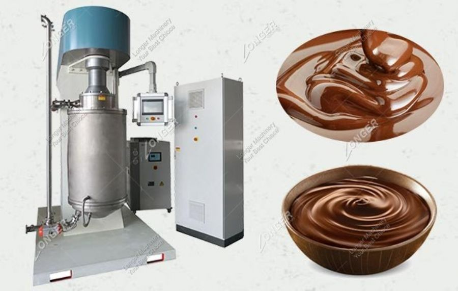 Chocolate Ball Mill