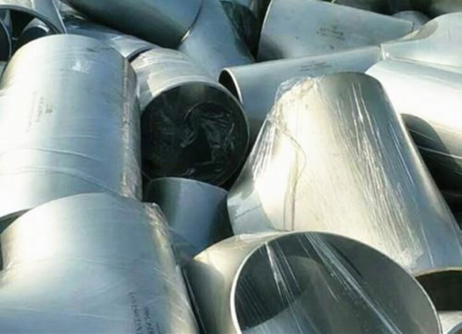 ASTM A123 hot dip galvanized Elbows And Fittings