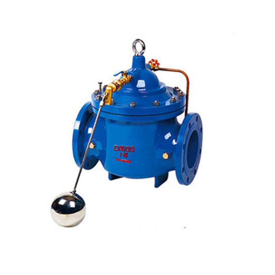 Float Control Valve, Water Application