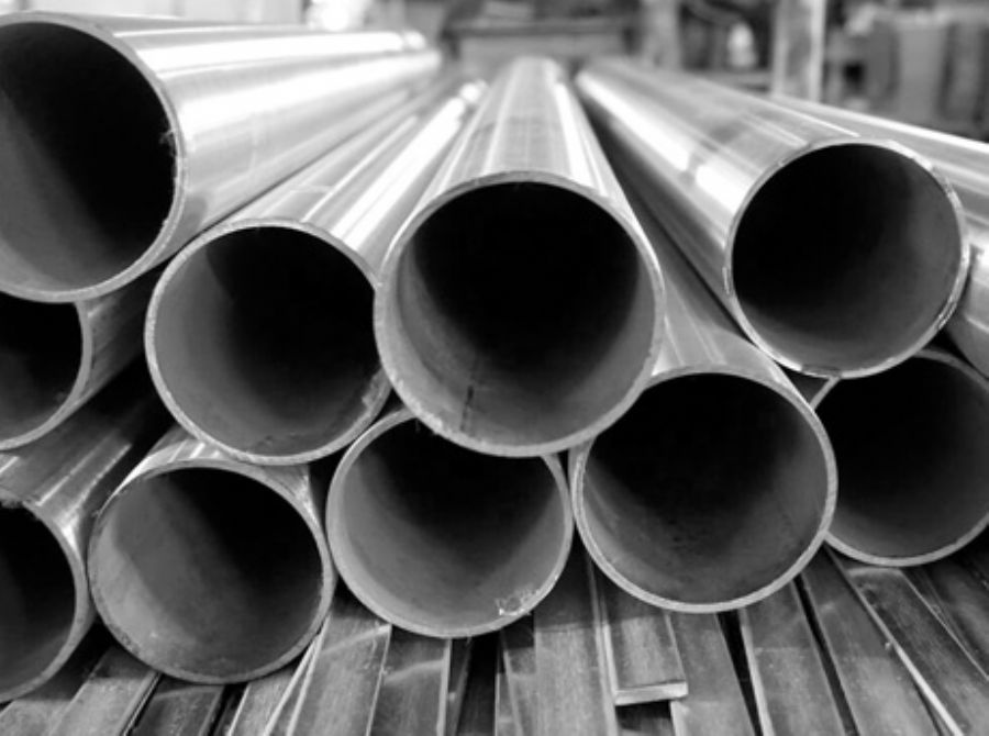HIGH NICKEL ALLOY WELDED PIPE