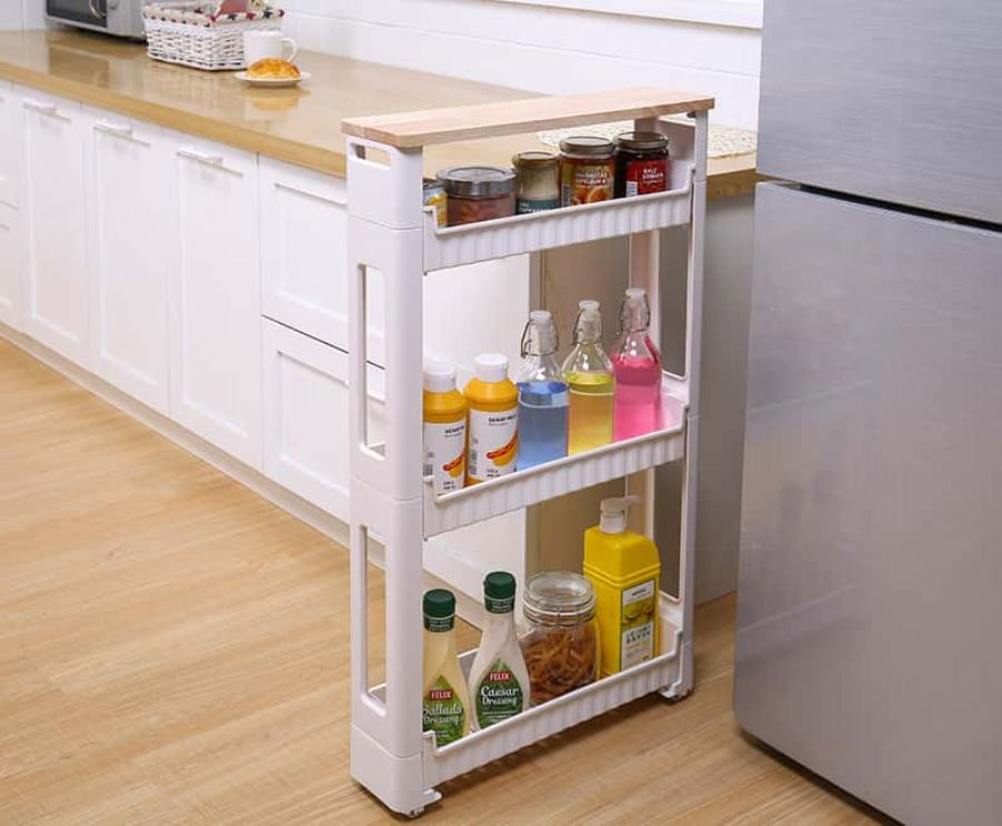KITCHEN STORAGE / WO