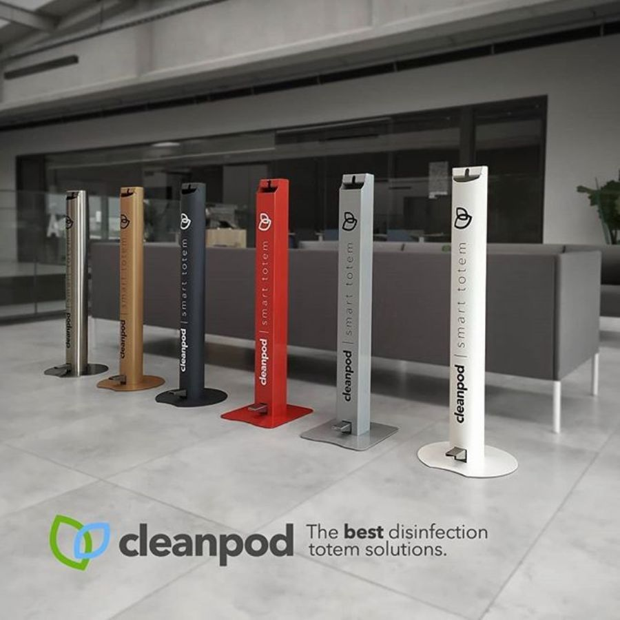 Cleanpod El Dezenfek