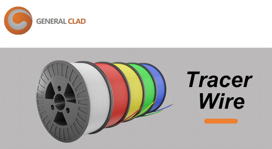 CU tracer wire