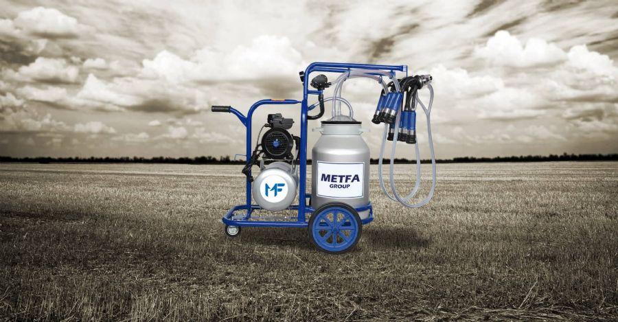 Süt Sağım Makinası
