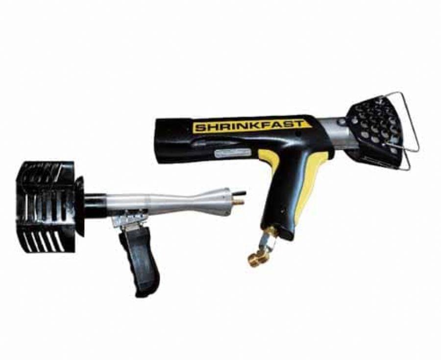 Heat gun for shrink