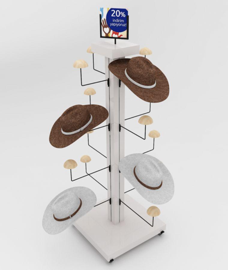 Şapka Standı