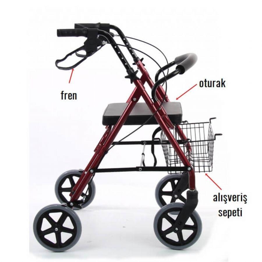 Engelli Yürüteçleri