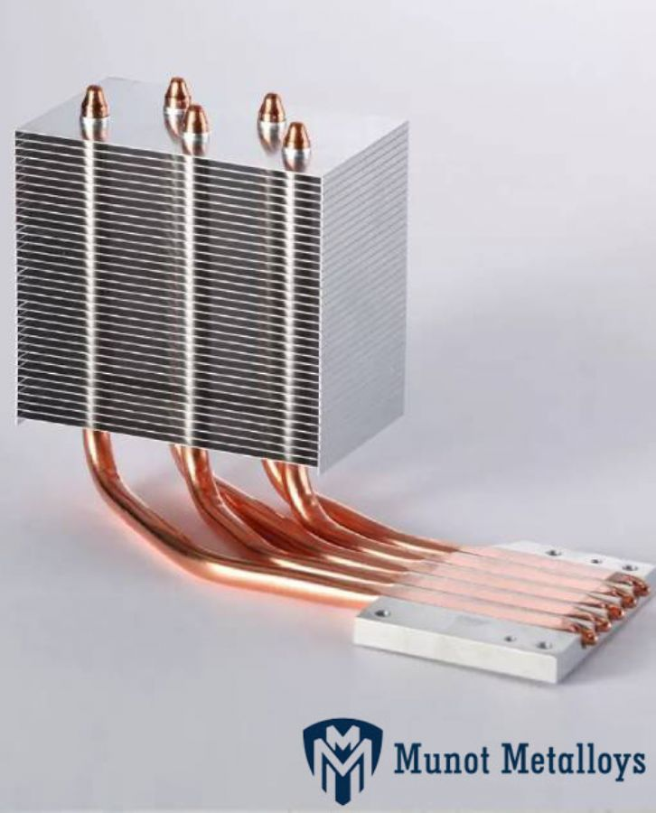 Copper Tubes For Air Conditioning System