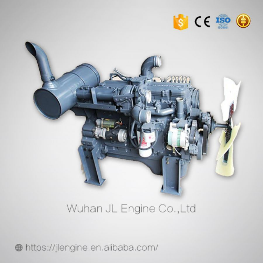 diesel engine for co