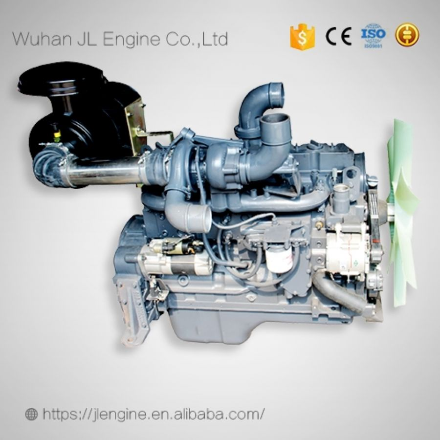 Natrual gas engine