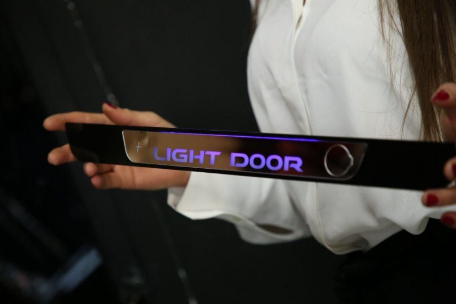 pilli kapı eşiği