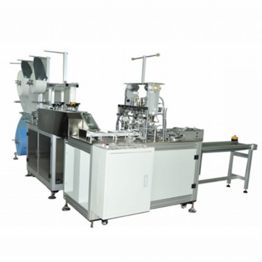 Automatic Flat Mask Production Line