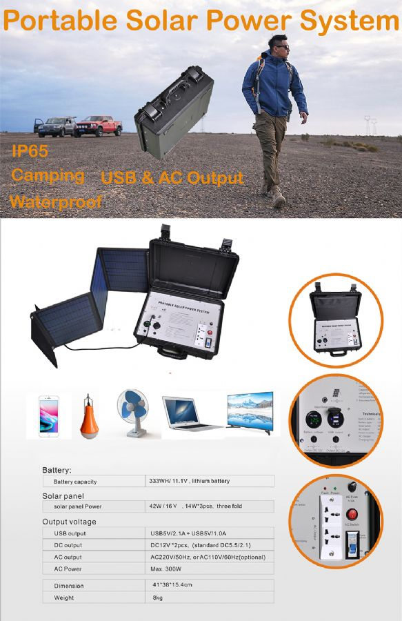_Portable_Solar_Power_System_for_Travel_and_Camping