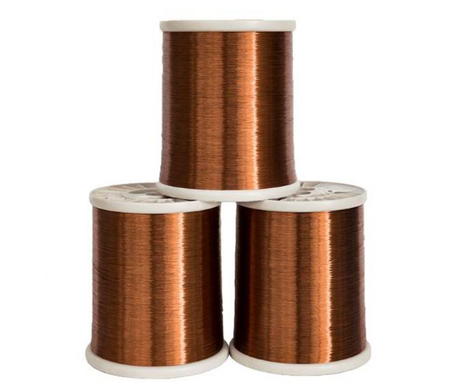 Enamelled Copper Wir