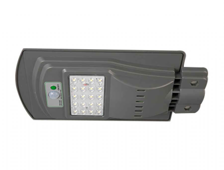 Super brightness custom ip65 outdoor all in one led solar street light