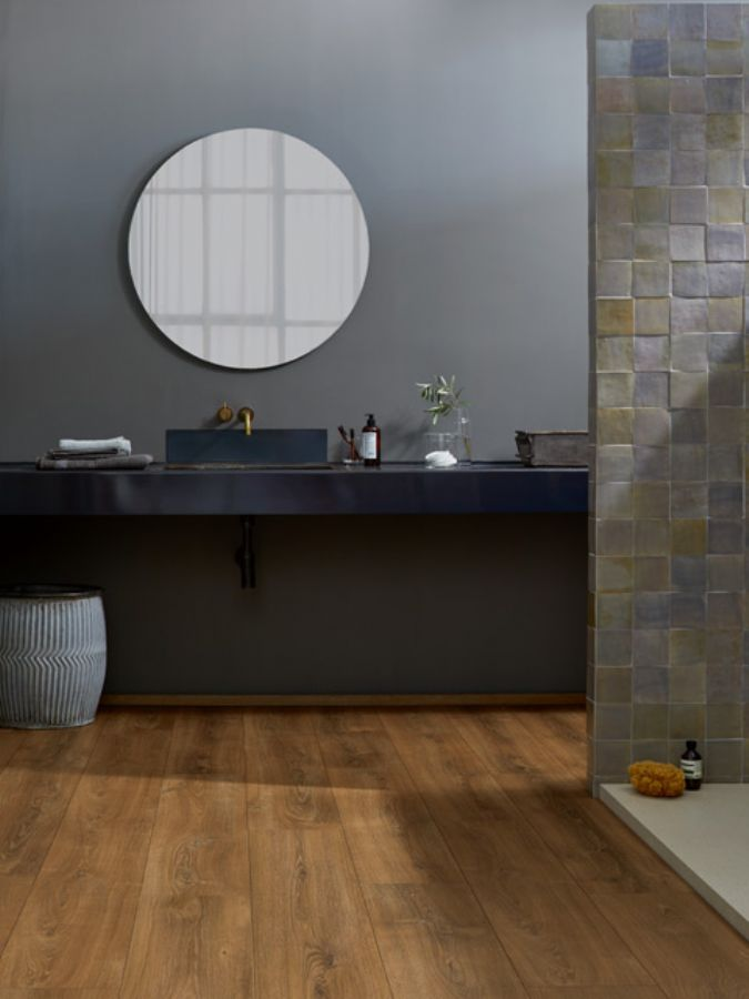 Parador stands for sophisticated design for flooring, walls and ceilings.