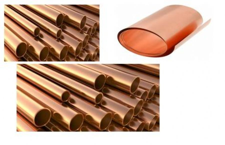 Copper Pipes and Cop