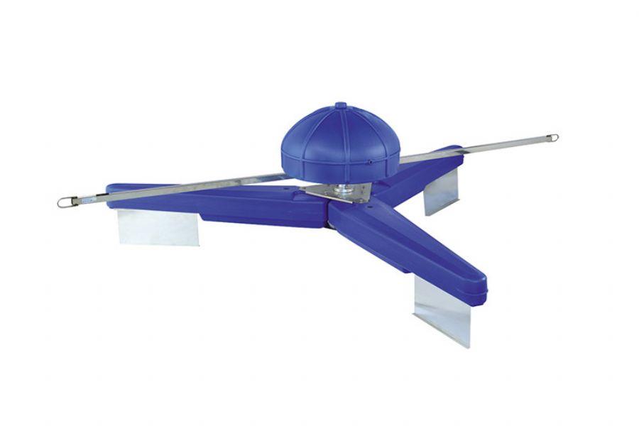 Solar Plastic Feeder (For Shrimp)