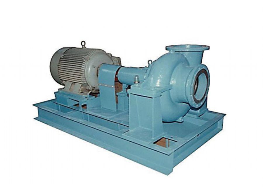YHB mixed flow pump-