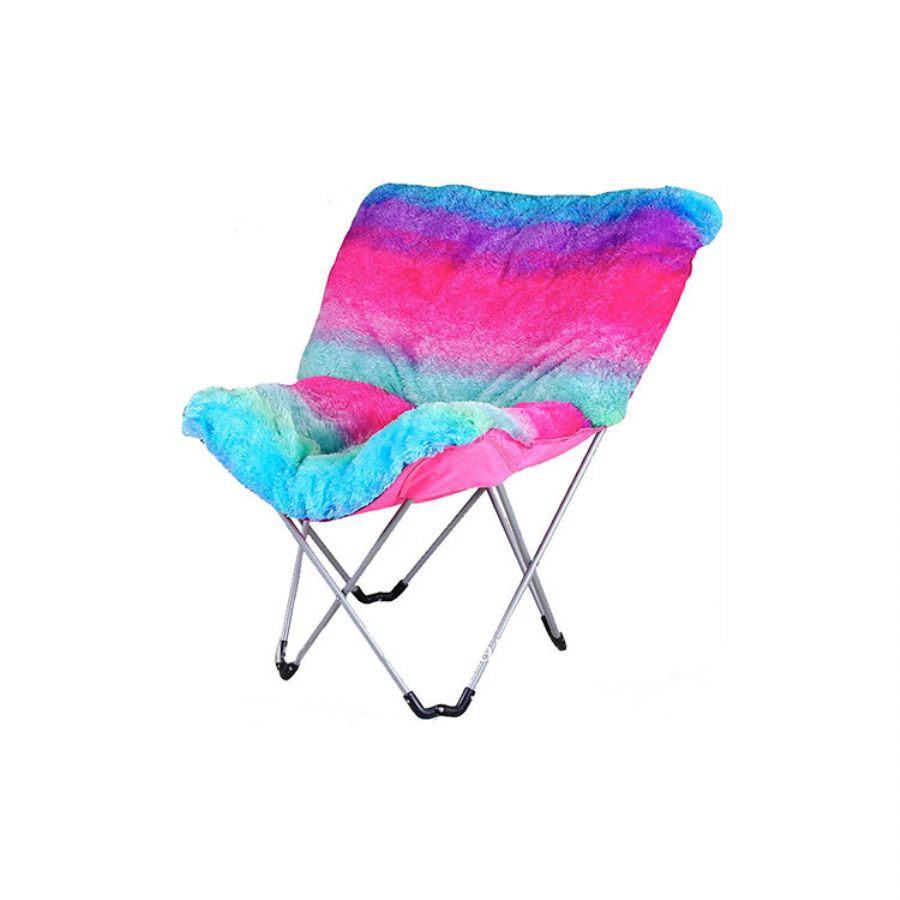 Foldable_Colorful_Moon_Round_Lounge_Chair