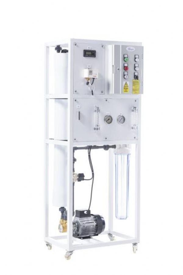 Endüstriyel Ters Ozmoz Su Arıtma Sistemleri