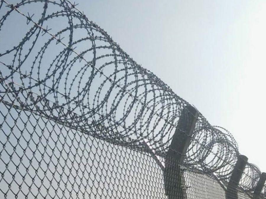 Jiletli tel çit sistemleri