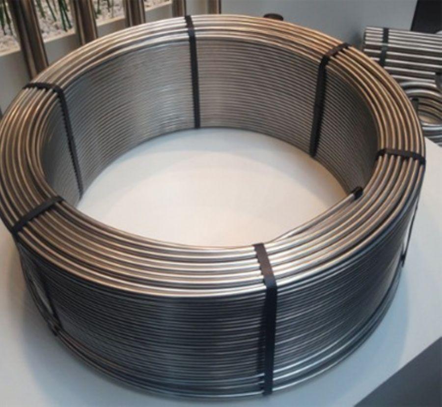Welded Coil Tube