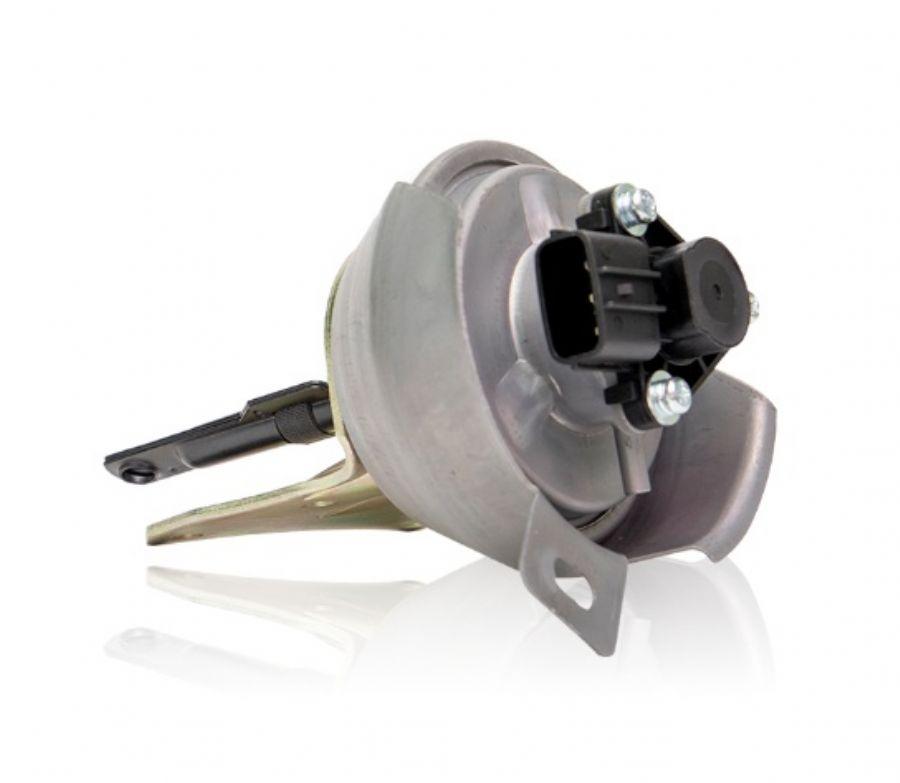 Turbocharger pneumat