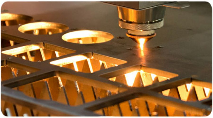 CNC Lazer Fason Kesi