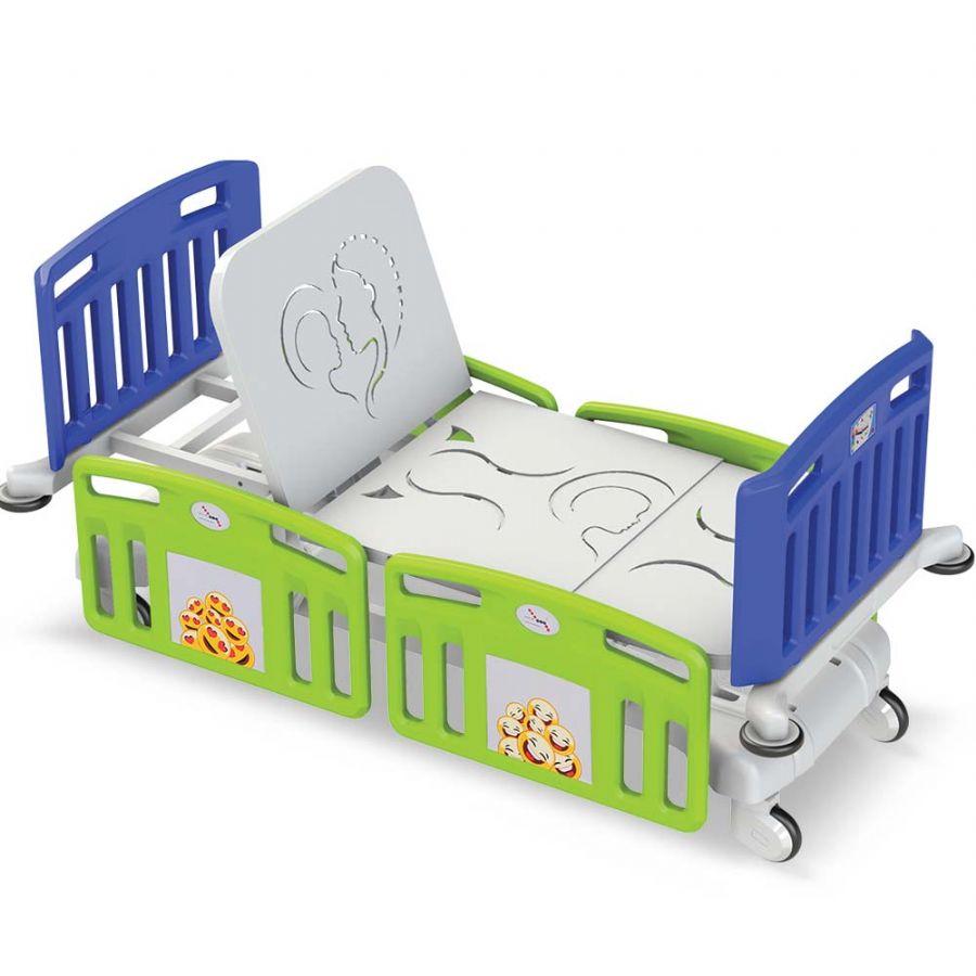 Wiggle Pediatrik �ocuk Hasta Karyolas�