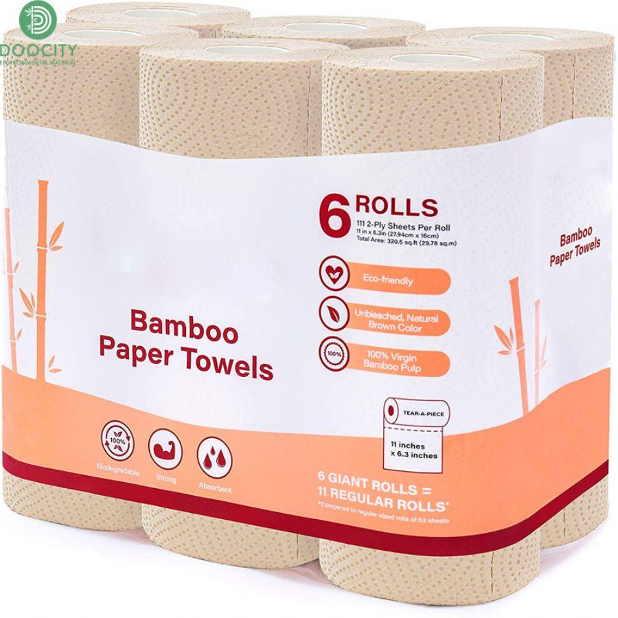 DOOCITY BAMBOO PAPER